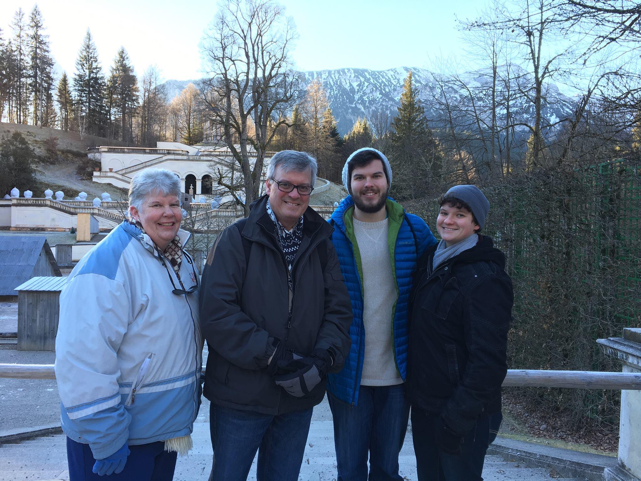 Maura Wroblewski and Family